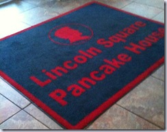 welcome mat lincoln square