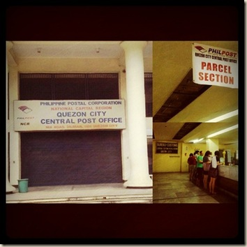 Quezon City Central Post Office