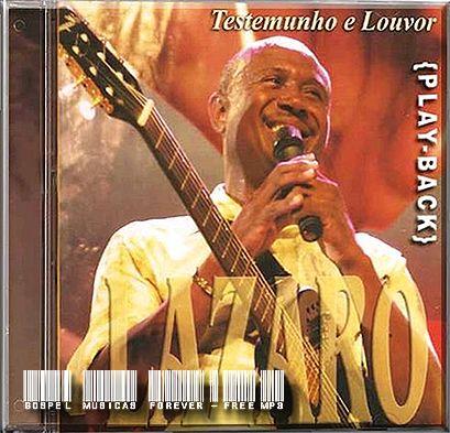 Lázaro - Eu te Amo Tanto - Playback - 2008