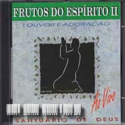 Daniel Souza - Frutos do Espirito II - Santuário de Deus - Ao Vivo - 1995