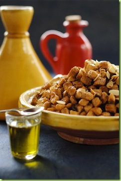Tajine de frango e couscous marroquino b