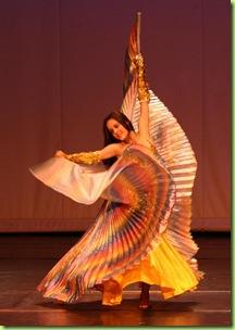 Grupo Asas de Isis de Dança do Ventre_por Sergio Vieira