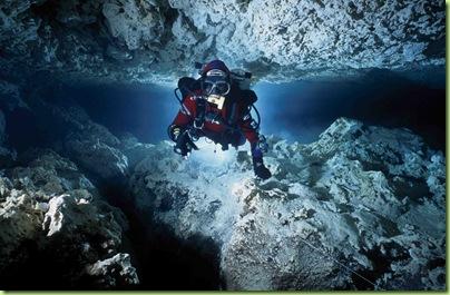 Dominican Republic Santo Domingo Taina Cave dive