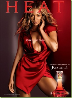 Beyonce HEAT Final National Single Page