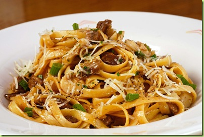 Steakhouse Pasta - 1 - Outback