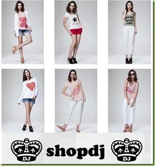 lookbook shop dj