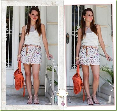 short-saia Maria filo