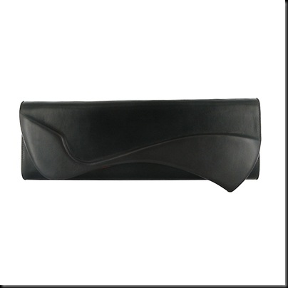 PIGALLE CLUTCH NAPPA BLACK_R$2.500