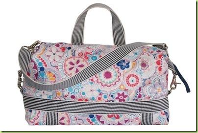 LeSportsac - Bolsa Leigh com estampa floral -R$385, 00 -