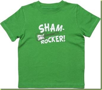 Camiseta Carters Sham Rocker
