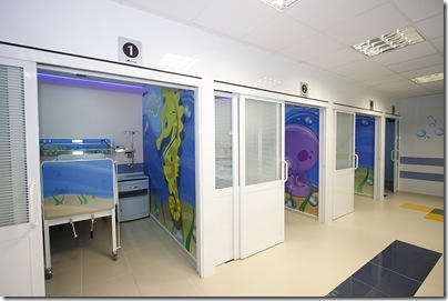 Salas de Observação_PS Infantil