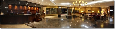 Recepção - Mabu Thermas & Resort - 2