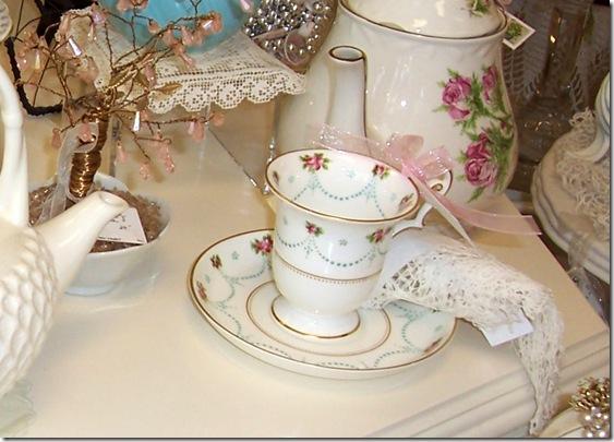 precious teacup