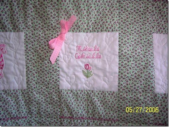 mikaela's quilt