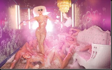 Lady GaGa GaGa by David LaChapelle