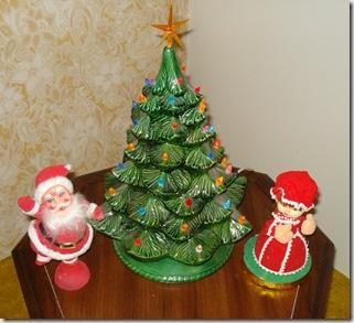 tree, ceramic