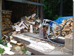 wood splitter 043