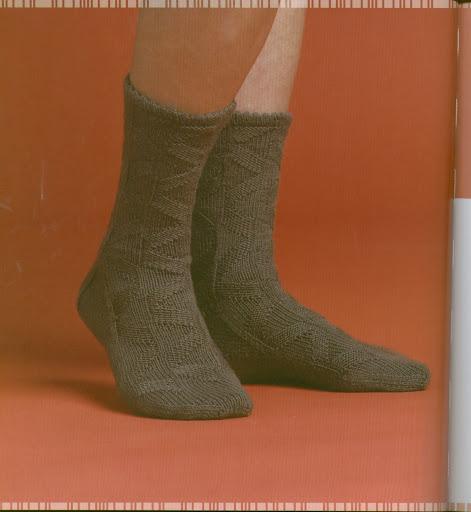 袜子 - 阿明的手工坊 - 千针万线