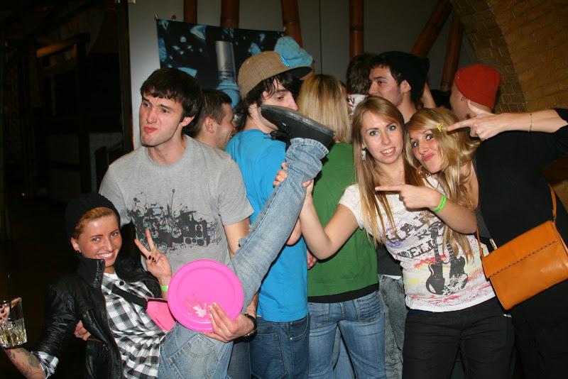 Отчёт о вечеринке Secret Camp afterparty!