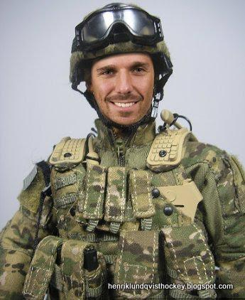 henrik lundqvist military uniform