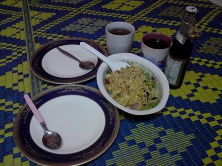 Set dinner