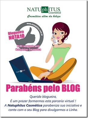 Blogueira Nota 10