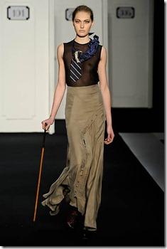 Filhas de Gaia  - Fashion Rio Inverno 2011