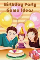 Screenshot of Birthday Party Games ideas