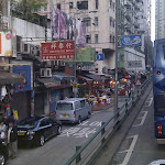 Mein Weg zur Arbeit in Hongkong