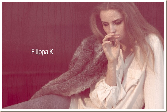 Filippa K Fall 2010 Campaign 3