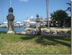 E and Oranjestad Harbor (Small)