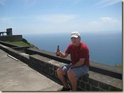 Drinking my Caribe (Small)
