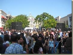 Jonas Bros Concert the Grove (Small)