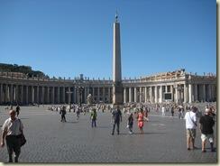 Rome- Vatican Square