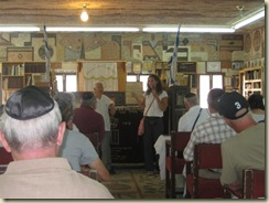 Tunisian Shul in Acre (Small)