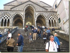 Amalfi and H Cathedral Steps (Small)