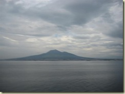 Vesuvius Heading to Pompeii (Small)