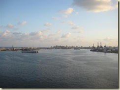Alexandria from Ship (Small)