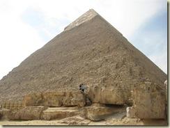 Chephren (Kahfre) Pyramid 1 (Small)