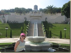 E at Baha'i Temple (Small)
