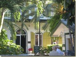 Hemiingway House (Small)