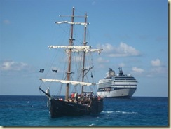 Century and Pirate Ship (Small)