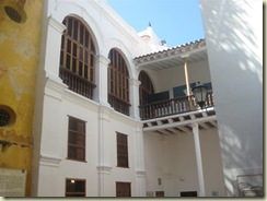 Cartagena Inquisition Palace (Small)