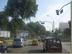 Hi Tech Traffic Lights Lima (Small)