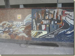 Murals of various Peru Locales (Small)