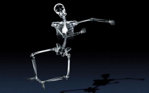 X Ray View Desktop Wallpaper