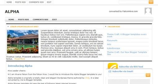 alpha-free- premium-blogger-xml-template- magazinestyle-for-2010