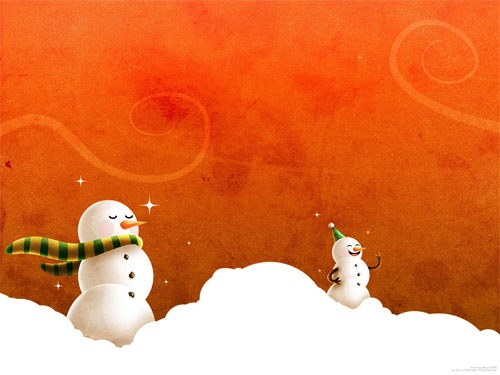 Free christmas desktop wallpapers and christmas backgrounds
