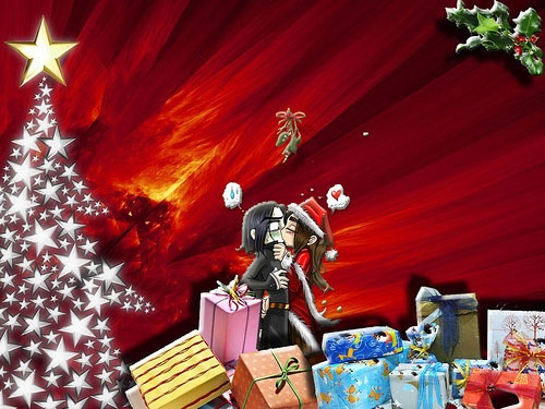 Christmas-gift-tree-cartoon-illustration-wallpaper-red.jpg