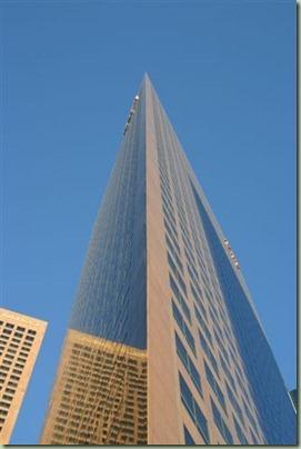 68 - Met de skyscrapers downtown